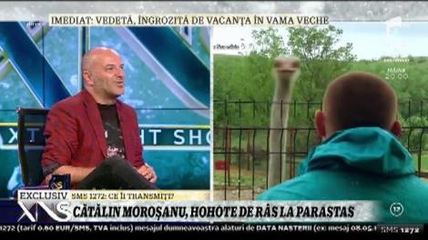 """Cătălin Moroșanu, hohote de râs la parastas: """"Toți erau smeriți și eu râdeam de nu mai puteam"""""""