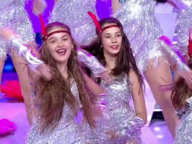 """Mini Vogue, dans spectaculos pe scena Next Star: """"Ați invadat platoul cu frumusețe"""""""