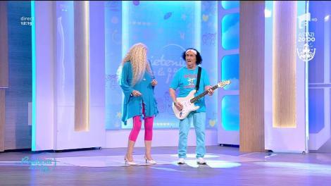 """Marian și Dorina Nistor au cântat piesa """"Și încă o zi"""""""