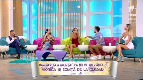 Anunț șoc! Marcherita nu va mai cânta cu Viorica și Ioniță de la Clejani
