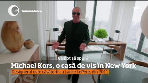 Michael Kors, o casă de vis în New York