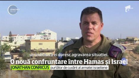 După două zile de confruntări soldate cu trei morţi şi câteva zeci de răniţi, mişcarea palestiniană Hamas a anunţat că a încheiat un armistiţiu cu Israelul