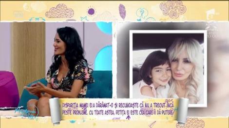 Daniela Gyorfi și fiica ei, Maria, apariție spectaculoasă la Prietenii de la 10. Cum decurge o zi din viața celor două prietene