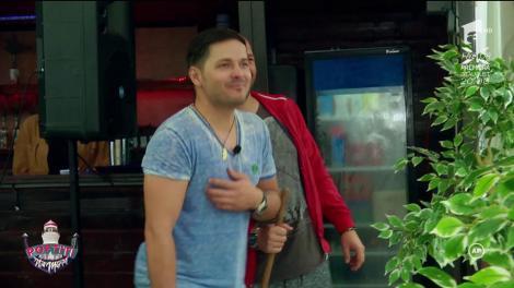 """Fernando i-a spart un ou în cap lui Nea Mărin! Liviu Vârciu: """"Bravo! Ți-am mărit salariul!"""""""
