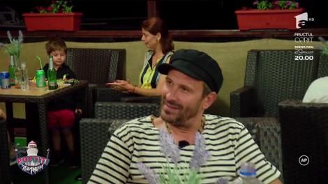 """Nea Marin, invitatul nepoftit! Liviu Vârciu: """"A venit să îmi numere clienții"""""""