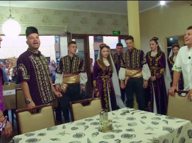 Credeați că scapă? Andrei Ștefănescu și Liviu Vârciu, fugăriți de Nea Mărin!