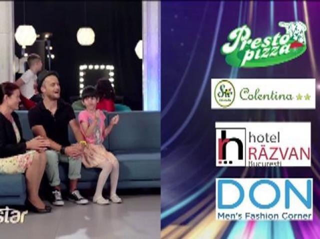 """Andreea Cucu a câștigat cea de-a zecea ediție a sezonului nouă """"Next Star"""""""