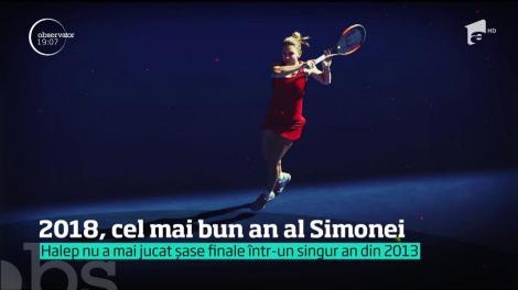 Record după record pentru Simona Halep! Celebra tenismenă e la un pas să scrie istorie, după ce s-a calificat în finala de la Cincinnati