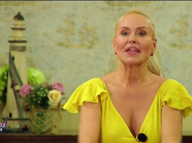 """Andreea Tonciu s-a dezlănțuit! """"Nea Mărineeee, ţi-a fost dor de mine?"""""""