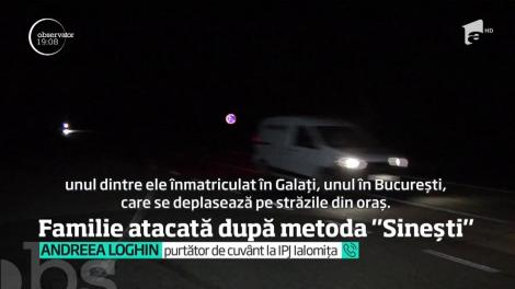 Istoria se repetă foarte repede în România! Încă o mașină a fost atacată de tâlhari