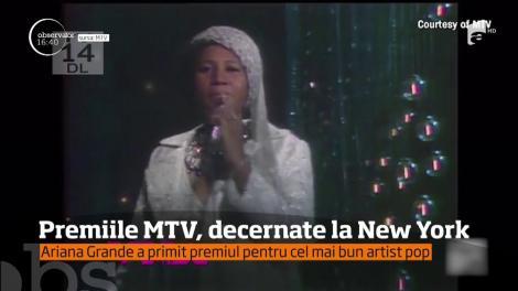 Premiile MTV , decernate la New York