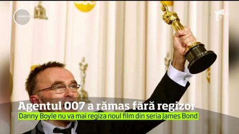 Agentul 007 a rămas fără regizor. Danny Boyle s-a retras din proiect după cinci luni