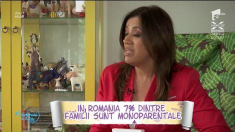 """Provocările familiei monoparentale: """"Sunt multe situații în care copiii au doi părinți despărțiți, dar sunt fericiți"""""""