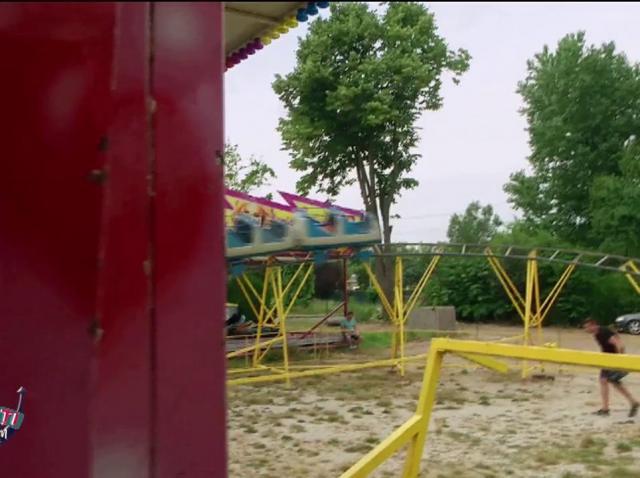 """Momente de GROAZĂ pentru Seleși! Vedeta a început să tremure de frică! """"Oprește-l, oprește-l"""""""