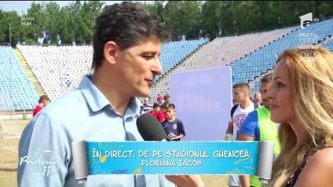 Începe demolarea stadionului din Ghencea. Suporterii au primit o bucățică de gazon drept amintire