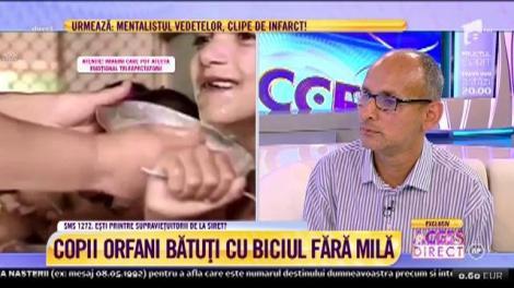 """Mărturii de copii orfani din orfelinatul de la Siret! Marian: """"O iubesc pe mama chiar dacă m-a abandonat"""""""