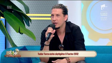 """E un familist convins, dar nu-și neglijează cariera! Tudor Turcu, câștigătorul X Factor din 2012, dezvăluire de senzație: """"Se vaîntâmpla în luna martie!"""""""