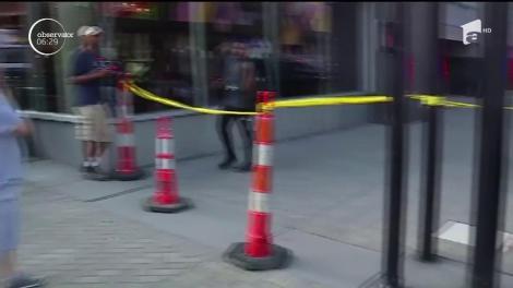 Atac armat în centrul oraşului Cincinnati