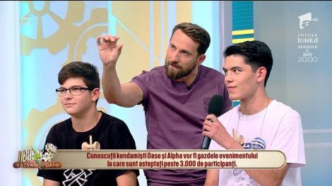 """Vedete de talie mondială la Kendama: """"E o chestie subiectivă să spui că ești cel mai bun jucător din România"""""""
