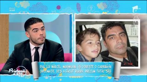Marcel Toader face DEZVĂLUIREA la care nimeni nu se aștepta! Cum arată fiul său