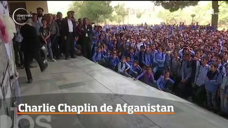 Charlie Chaplin de Afghanistan