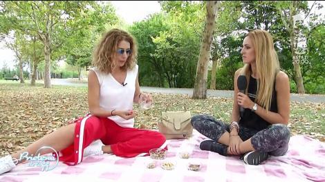 """Carmen Brumă dezvăluie secretele unor gustări sănătoase: """"Alunele conțin grăsimi sănătoase și previn bolile cardiovasculare"""""""