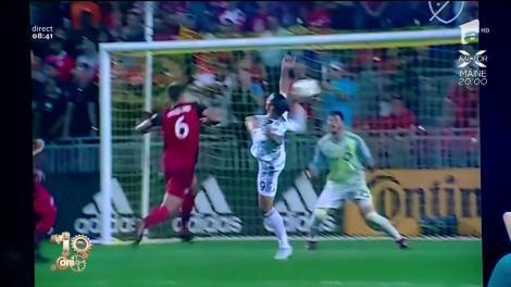 Smiley News! Golul cu numărul 500 din carieră Zlatan Ibrahimovic, senzațional!