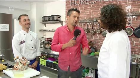 """""""Rețeta fericirii este familia!"""" Chef Florin Dumitrescu, surpriză cu gust pentru un bucătar amator"""
