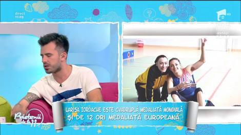 """Gimnasta Larisa Iordache a vorbit despre operația pe care a suferit-o la Viena, la """"Prietenii de la 11"""": """"Mă simt…"""""""
