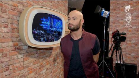 Cum îl salută Ștefan Bănică pe Mihai Bendeac