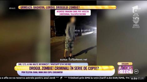 """Diana, mama unui copil consumator de Zombie: """"Nu pot sa-l supraveghez. Fuge mereu d-acasă, iar autorităţile nu ne ajută"""""""