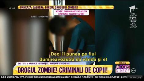Mărturie şocantă a unei mame, care vrea să îşi salveze fiul consumator de cel mai periculos drog!