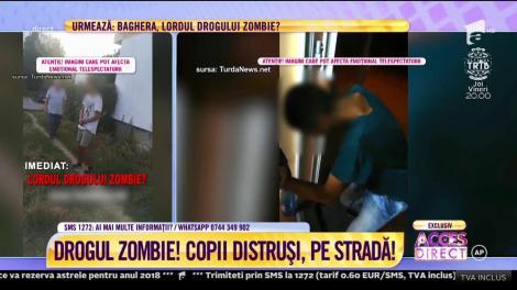 VIDEO ŞOC! Alertă în toată România! Mai mulţi copii, filmaţi pe stradă într-o stare ciudată!