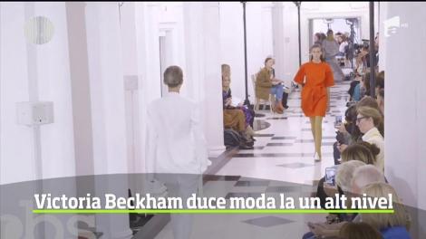Victoria Beckham duce moda la un alt nivel
