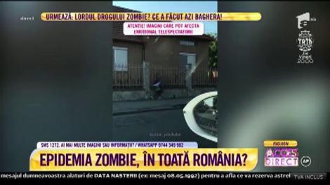 """Drogul """"zombie"""" a băgat SPAIMA în toată România! Imagini din ce în ce mai ȘOCANTE ies la iveală!"""