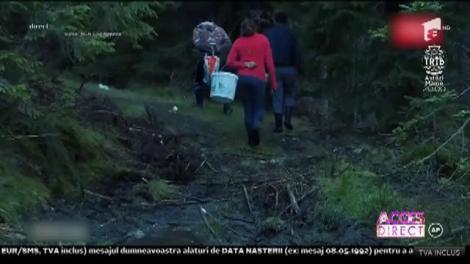 Reportaj revoltător despre copiii din România exploatați de mafia... ciupercilor! Imagini care vă pot afecta emoțional!