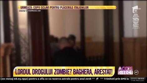Presupusul lord al drogului zombie a primit o lovitură grea! Pentru Baghera urmează... coșmarul!