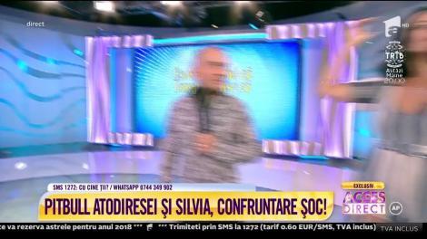 """Silvia de la Vegas şi Ionuţ Atodiresei, la testul prieteniei! """"Pitbull"""" a făcut flotări cu Simona Gherghe pe spatele lui!"""