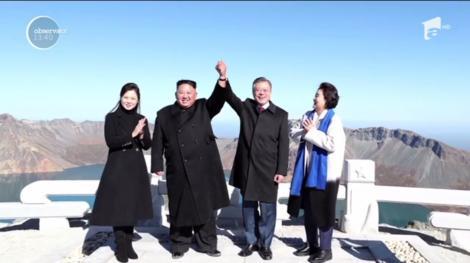 Peninsula Coreeană îşi regăseşte pacea