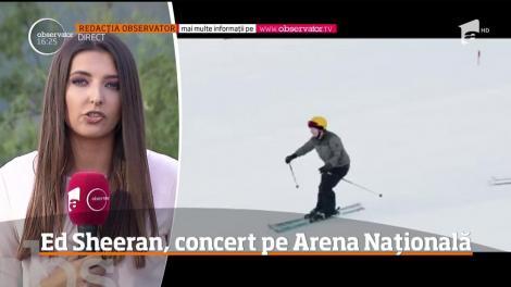Ed Sheeran va susţine anul viitor un concert pe Arena Naţională. Cât costă biletele