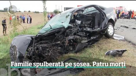 Tragedii în lanţ pe drumurile din România. Opt oameni au murit doar în ultimele 24 de ore în accidente rutiere