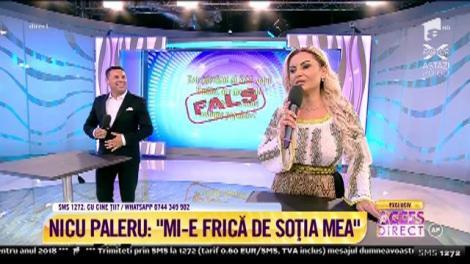 Cea mai tare provocare pentru Emilia Ghinescu şi Nicu Paleru! Cei doi artiști dau testul prieteniei