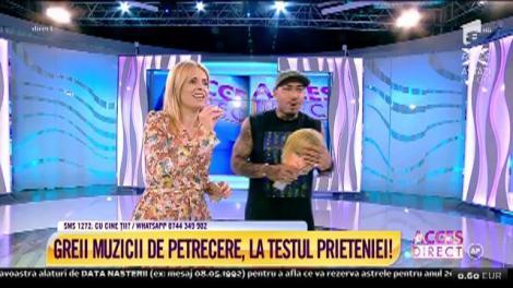 """Nicu Paleru a pierdut testul prieteniei! Simona Gherghe: """"Îți dăm pedeapsă"""""""