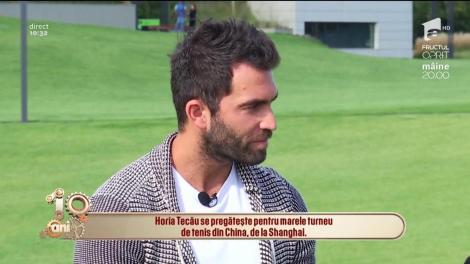 """Horia Tecău a revenit în forță, după accidentare: """"Sunt pregătit pentru marele turneu de la Shanghai"""""""