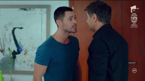 """Fructul oprit ONLINE. Prinsă între Alex și Adrian, Sonia Caragea e pe cale să-și piardă mințile? """"Vă urăsc pe amândoi!"""""""