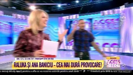 Cea mai tare provocare pentru Raluka și Ana Baniciu! Cele două artiste dau testul prieteniei