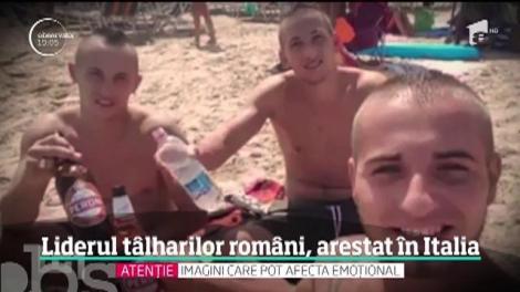 Liderul hoților români, care au sechestrat şi torturat o familie de medici din Italia, a fost arestat