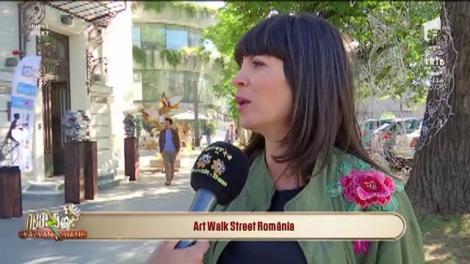 Art Walk Street România - primul festival outdoor de artă
