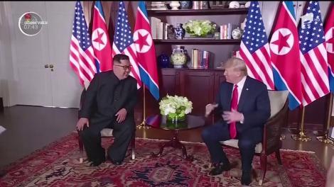 Donald Trump s-a îndrăgostit de Kim Jong-Un! Preşedintele american face declaraţii copleşitoare despre liderul din Coreea de Nord