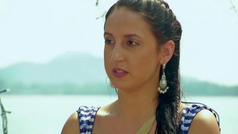 """INSULA IUBIRII! Răsturnare de situație incredibilă! Andreea a renunțat la bărbatul cu care a venit pe insulă: """"Gata, sunt burlăciță!"""""""